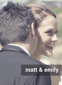 Matt & Emily Mongeon